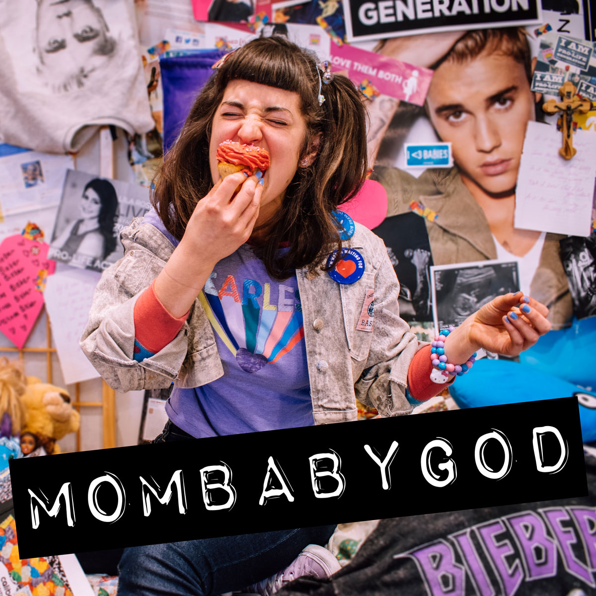 MOM BABY GOD by Madeline Joey Rose